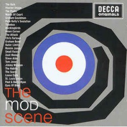 The Mod Scene - Compilation - Rock Mod - Record Store Day 2019
