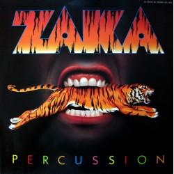 Zaka Percussion - Lagos - LP Vinyl Album - Funk Fusion