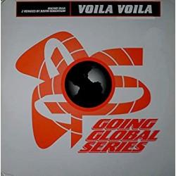 Rachid Taha - Voila Voila - Maxi 12 inches Promo - Oriental Electronic House