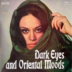 Romeo Lahoud - Dark Eyes And Oriental Moods - LP Vinyl Album - Oriental Lebanon