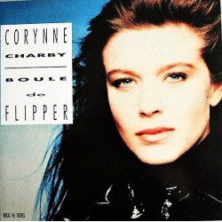 Corynne Charby - Boule De Flipper - Maxi 12 inches - French Synth Pop