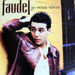 Faudel - Je Veux Vivre - Maxi 12 Vinyl inches - Promo - Oriental Raï