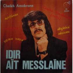 Idir Ait Messlaine - Cheikh Amokrane - LP Vinyl Album - Oriental Music