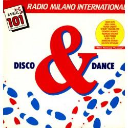 Radio Milano International - Disco & Dance - LP Vinyl Album - Compilation - Italo Dance