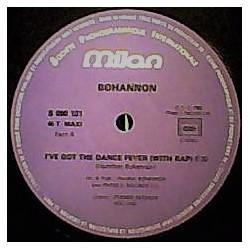 Hamilton Bohannon - I've Got The Dance Fever - Maxi Vinyl 12 inches - Funk Music