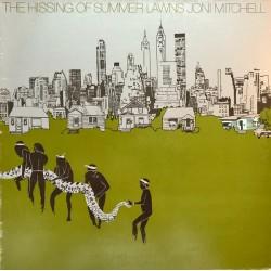 Joni Mitchell - The Hissing Of Summer Lawns - LP Vinyl Album -