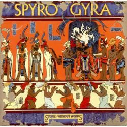 Spyro Gyra - Stories Without Words - LP Vinyl Album - Jazz Rock Fusion