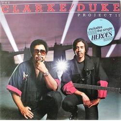 The Clarke / Duke Project II - LP Vinyl Album - Jazz Rock Fusion