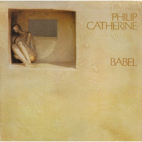 Philip Catherine - Babel - LP Vinyl Album - Jazz Rock Fusion