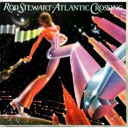 Rod Stewart - Atlantic Crossing - LP Vinyl Album - Pop Rock Music