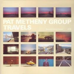 Pat Metheny Group - Travels - Double LP Vinyl Album - Jazz Rock Fusion