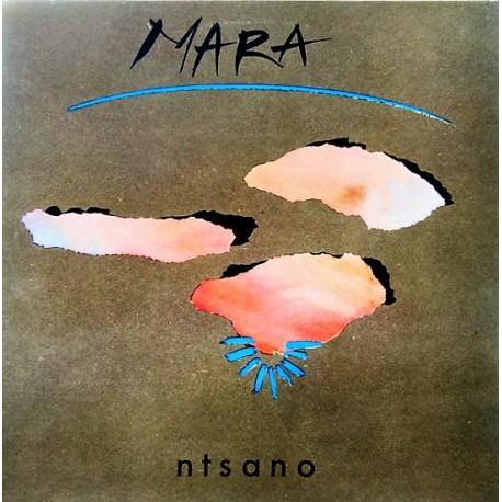 Mara, Nana Vasconcelos - Ntsano - LP Vinyl Album - Jazz Rock Fusion