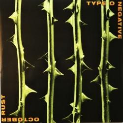 Type O Negative - October Rust - Double LP Vinyl Album - Goth Metal Doom