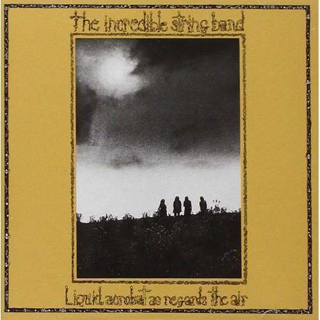 The Incredible String Band - Liquid Acrobat As Regards The Air - LP Vinyl Album - Psychedelic Rock Folk