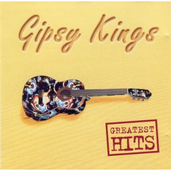 Gipsy Kings - Greatest Hits - CD Album Compilation - Flamenco Latin