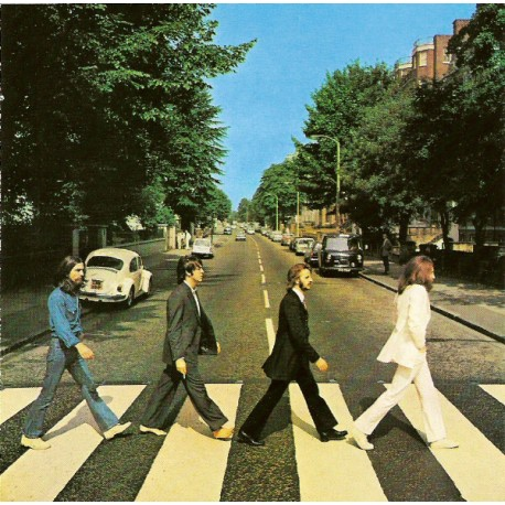 The Beatles - Abbey Road - CD Album - British Pop Rock