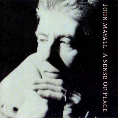 John Mayall Featuring The Bluesbreakers - A Sense Of Place - CD Album - Electric Blues