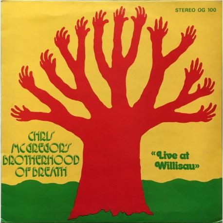 Chris McGregor's Brotherhood Of Breath - Live At Willisau - LP Vinyl Album -Free Jazz