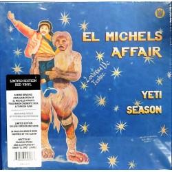 El Michels Affair - Yeti Season - Boxset Deluxe Edition Red LP Vinyl Album - Funk Soul
