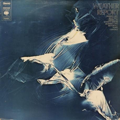 Weather Report - Weather Report 1st Albw - LP Vinyl Album - Jazz Rock Fusion