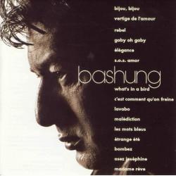 Alain Bashung - CD Album - Compilation - Chanson Française