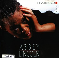 Abbey Lincoln - The World Is Falling Down - CD Album -Contemporary Jazz Vocal
