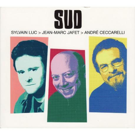 Trio Sud - Sud - CD Album Digipack - Contemporary Jazz