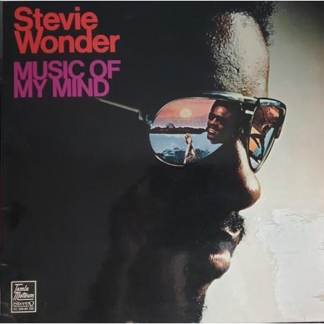 Stevie Wonder - Music Of My Mind - LP Vinyl Album - Soul Music