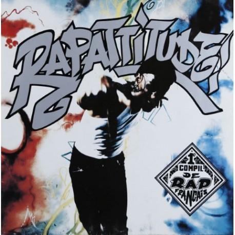 Rapattitude - Compilation Hip Hop - Limited Edition - Coloured Gold Version - Rap Français