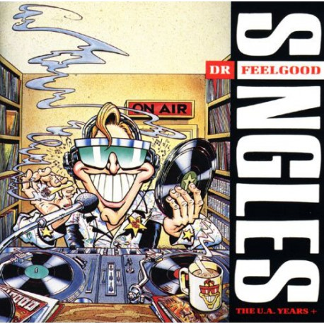 Dr. Feelgood - Singles The U.A. Years+ - Compilation - Double LP Vinyl Album - Blues Rock