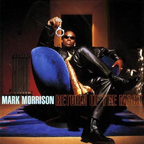 Mark Morrison - Return Of The Mack - LP Vinyl Album - R'nB Swing International