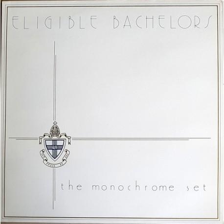 The Monochrome Set - Eligible Bachelors - LP Vinyl Album - Indie Rock Pop