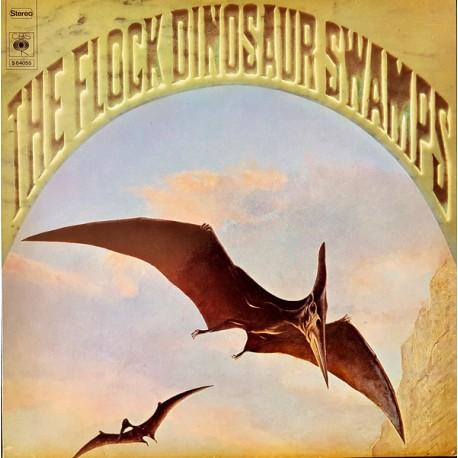 The Flock - Dinosaur Swamps - LP Vinyl Album - Progressive Rock