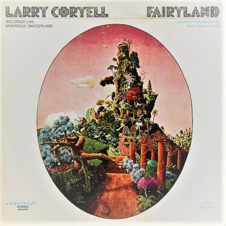 Larry Coryell - Fairyland - LP Vinyl Album - Jazz Rock Fusion