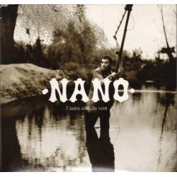 Nano - L'autre Côté Du Vent - CD Album - Chanson Française