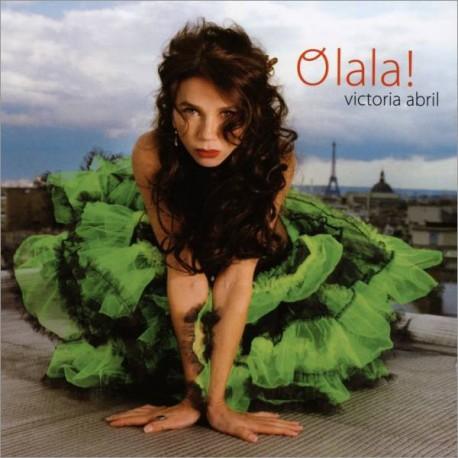 Victoria Abril - Olala! - CD Album - Latin French Pop