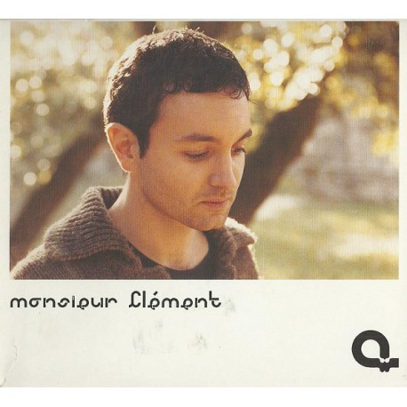 Monsieur Clément - CD Album - Chanson Française