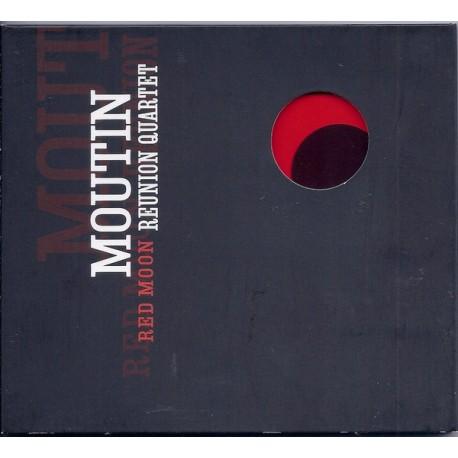 Moutin Réunion Quartet - Red Moon - CD Album Digipack - Contemporary Jazz