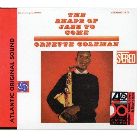 Ornette Coleman - The Shape Of Jazz To Come - CD Album Digipack - Free Jazz
