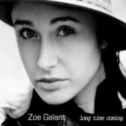 Zoe Galant - Long Time Coming - CD Album Digipack - Jazz Music
