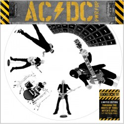 AC/DC - Through The Mists Of Time / Witch's Spell - Maxi Vinyl 12 inches - Picture Disc - Record Store Day 2021