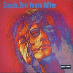 Ten Years After - Ssssh. - LP Vinyl Album - BIEM - -Blues Rock