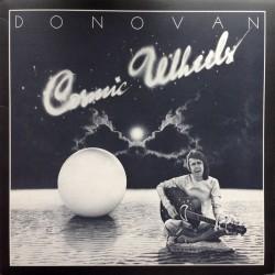Donovan - Cosmic Wheels - LP Vinyl Album - Folk Music