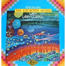 The Eleventh House With Larry Coryell - Introducing The Eleventh House - LP Vinyl Album - Jazz Rock