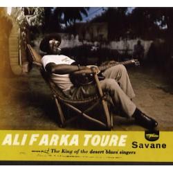 Ali Farka Toure - Savane - CD Album - African Blues Rock
