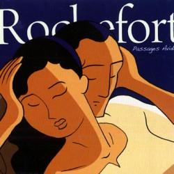 Rochefort - Passages Avides - CD Album Digipack - Chanson Française - Cover Nino Ferrer