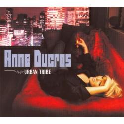Anne Ducros - Urban Tribe - CD Album Digipack - Jazz Music
