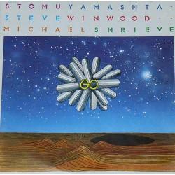 Stomu Yamashta - Steve Winwood - Michael Shrieve – Go - LP Vinyl Album - Jazz Rock
