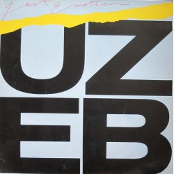 UZEB - Fast Emotion - LP Vinyl Album - Jazz Rock