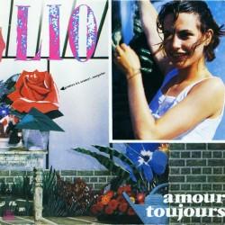 Lio - Amour Toujours - LP Vinyl Album - Promo Edition - Variété Française